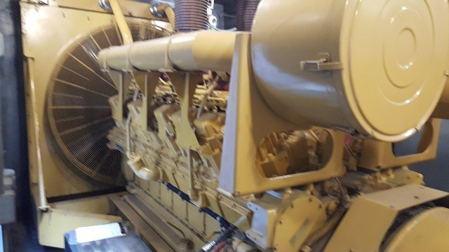 Caterpillar 3516 Diesel Generator sets in Enclosures 1750 KW (8 sets) - Caterpillar Generators