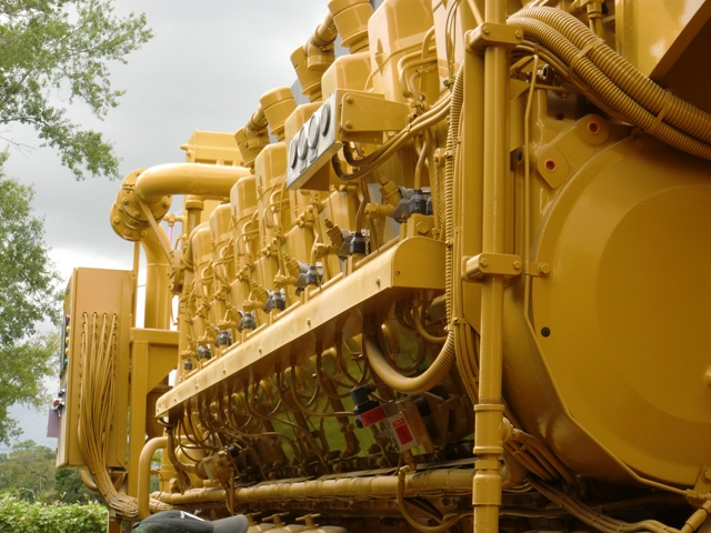 Caterpillar C-280 Diesel Generators 36 MW - Caterpillar Generators