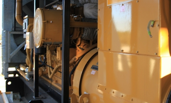 Caterpillar C18 Diesel Generator Enclosed - Caterpillar Generators