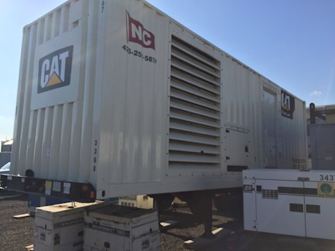 2014 Caterpillar XQ800 - Caterpillar Generators