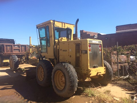1990 Caterpillar 120G - Caterpillar Graders & Scrapers