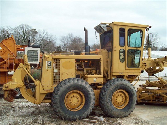 1980 Caterpillar 14G - Caterpillar Graders & Scrapers