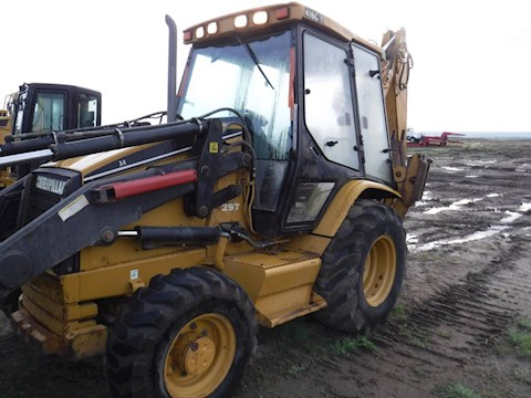 1999 Caterpillar 416C - Caterpillar Loader Backhoes