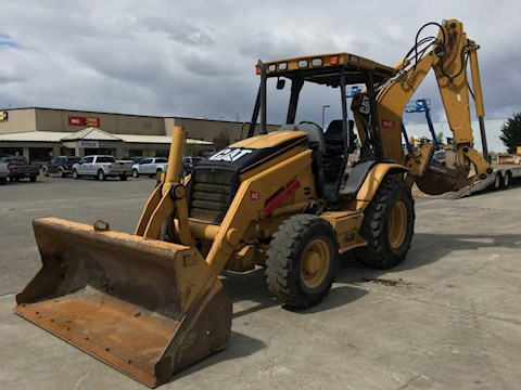 2005 Caterpillar 420D - Caterpillar Loader Backhoes