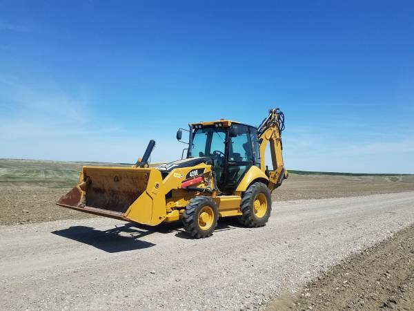 Caterpillar Loader Backhoes at Machinery Marketplace