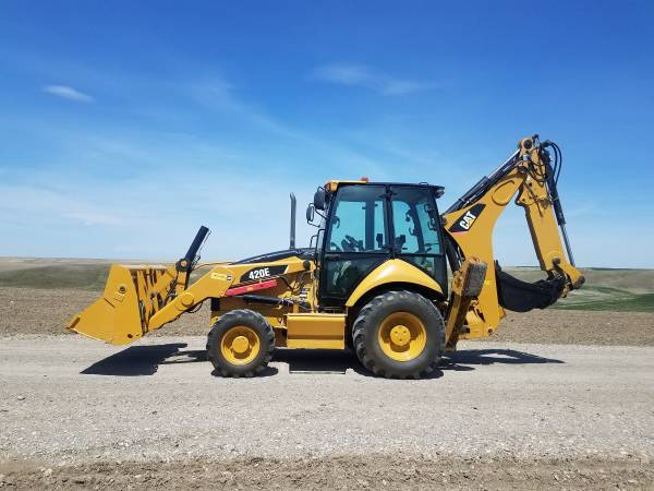 2008 Caterpillar 420E - Caterpillar Loader Backhoes