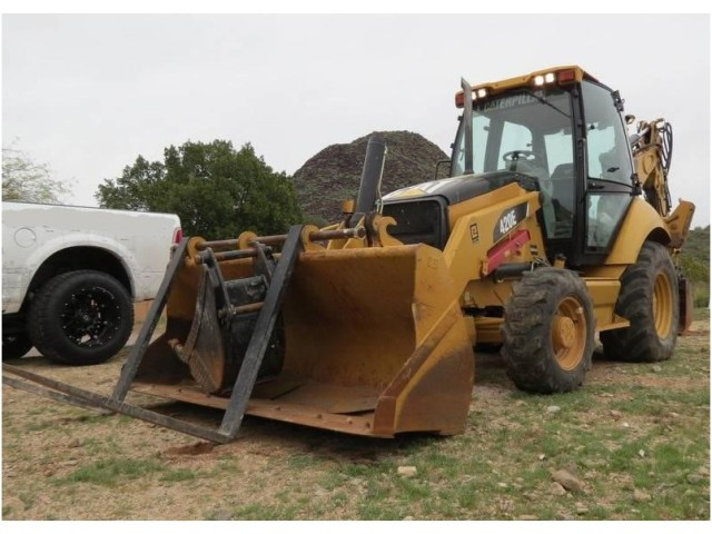 Caterpillar 420E - Caterpillar Loader Backhoes