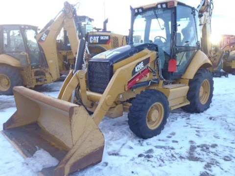 2011 Caterpillar 420EST - Caterpillar Loader Backhoes