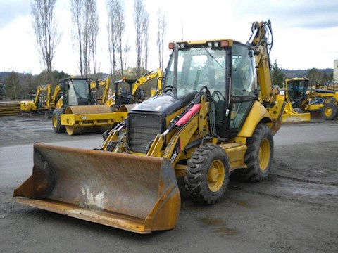 2009 Caterpillar 420EST - Caterpillar Loader Backhoes