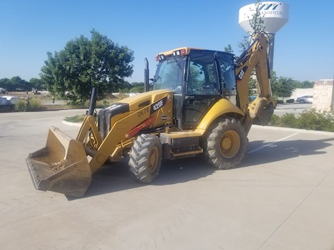 2012 Caterpillar 420F - Caterpillar Loader Backhoes