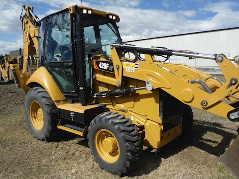2014 Caterpillar 420FIT - Caterpillar Loader Backhoes