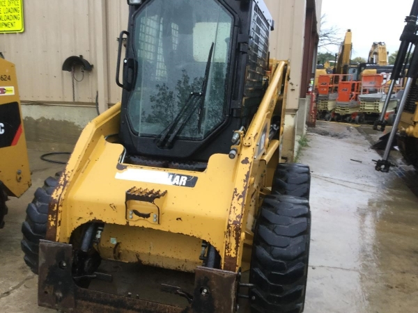 2012 Caterpillar 236B3 - Caterpillar Loaders
