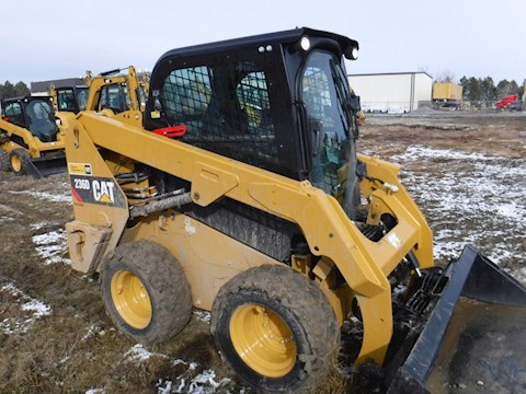 Caterpillar 236D - Caterpillar Loaders