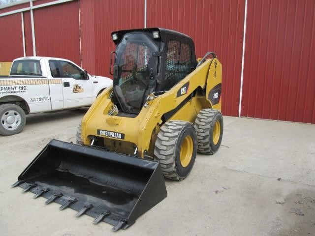 Caterpillar 246C - Caterpillar Loaders