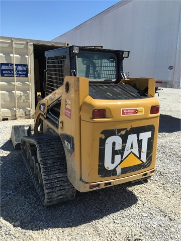 2014 Caterpillar 247B3 - Caterpillar Loaders