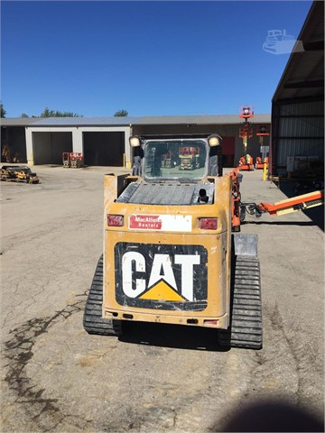 Caterpillar 247B3 - Caterpillar Loaders
