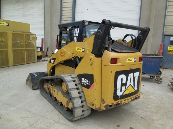 Caterpillar 259B3 - Caterpillar Loaders