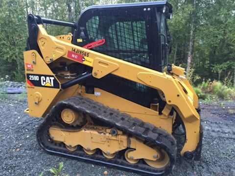 2014 Caterpillar 259D - Caterpillar Loaders