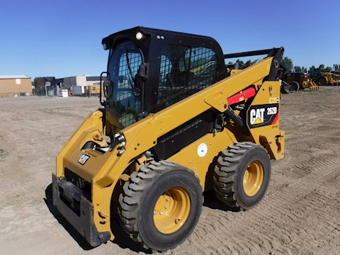 2013 Caterpillar 262D - Caterpillar Loaders
