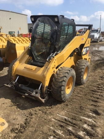 Caterpillar 272D XHP - Caterpillar Loaders