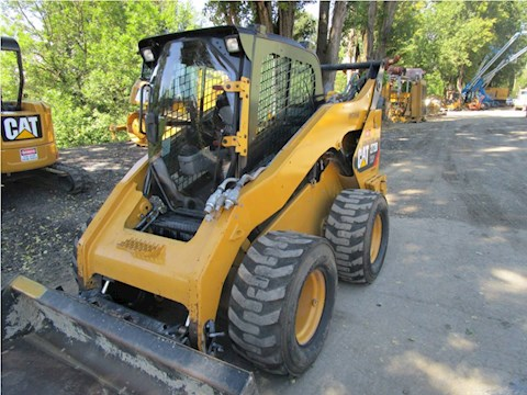 2012 Caterpillar 272DXHP - Caterpillar Loaders