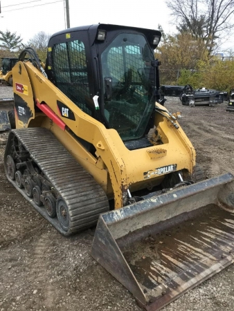 Caterpillar 277c2 - Caterpillar Loaders