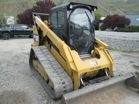 2014 Caterpillar 299D - Caterpillar Loaders