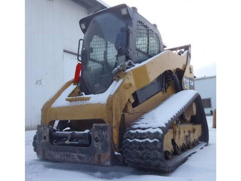 2012 Caterpillar 299D XHP - Caterpillar Loaders