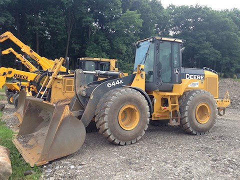 2009 Caterpillar 644K - Caterpillar Loaders