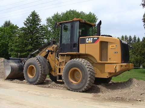 2011 Caterpillar 924H - Caterpillar Loaders