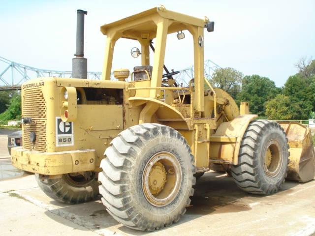 1972 Caterpillar 950 - Caterpillar Loaders