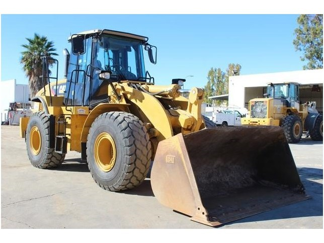 2011 Caterpillar 950H - Caterpillar Loaders