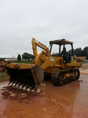 2005 Caterpillar 953C - Caterpillar Loaders