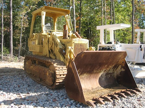 1980 Caterpillar 955L - Caterpillar Loaders