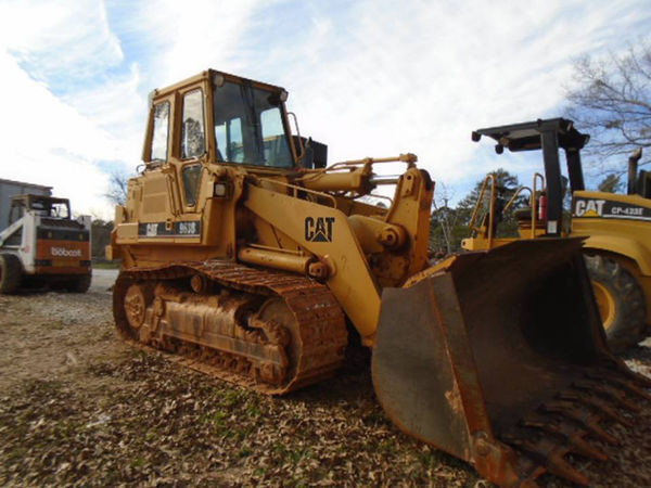 1997 Caterpillar 963B LGP - Caterpillar Loaders