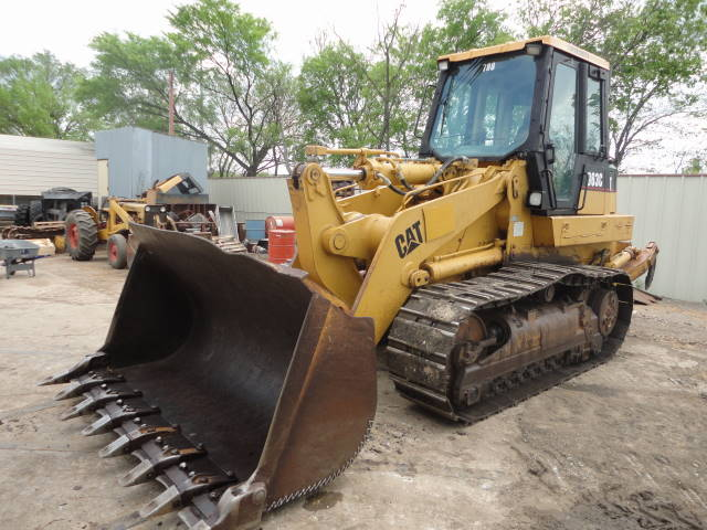 2000 Caterpillar 963C - Caterpillar Loaders