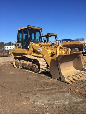 2005 Caterpillar 963C - Caterpillar Loaders