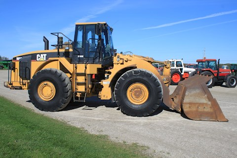 2001 Caterpillar 980G - Caterpillar Loaders