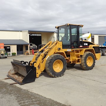 Caterpillar CATERPILLAR IT14G - Caterpillar Loaders