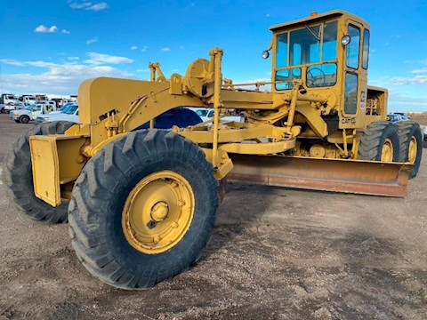 Caterpillar 120 14 ft Moldboard 2775 - Caterpillar Motor Grader
