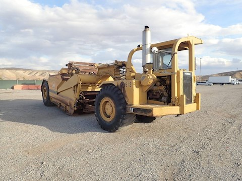 Caterpillar 613 Elevating 2767 - Caterpillar Motor Grader