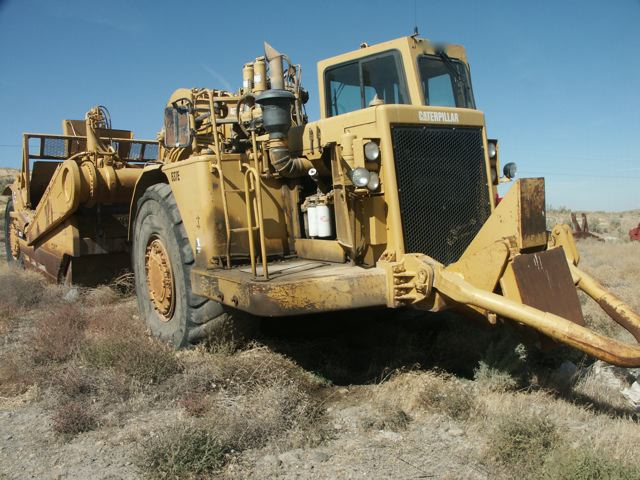2001 Caterpillar 637E - Caterpillar Other Construction Equipment