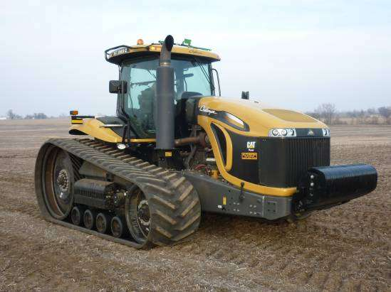 Caterpillar Caterpillar MT865C - Caterpillar Tractors