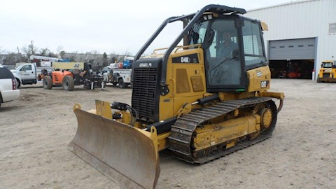 2012 Caterpillar D4K2 XL - Caterpillar Tractors
