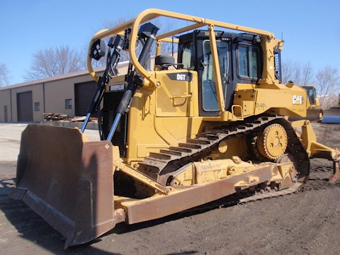 2011 Caterpillar D6T XL DS - Caterpillar Tractors
