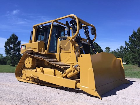Caterpillar D6T XW - Caterpillar Tractors