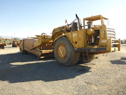 Caterpillar 623B 8K Gallon Water Wagon 2728 - Caterpillar Water Trucks