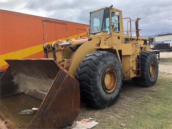 1995 Caterpillar 980F - Caterpillar Loaders