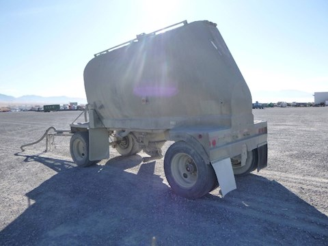 1964 Clough 450CF Pup Trailer 2737 - Clough Trailers
