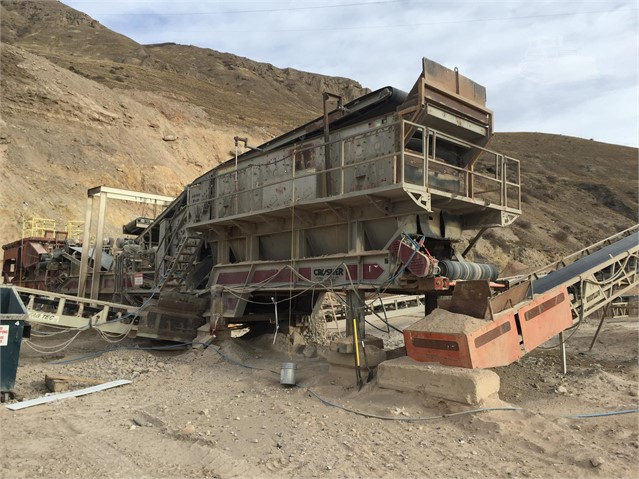CRUSHER RENTAL & SALES CRUSH BOSS 4156 - CRUSHER RENTAL & SALES Aggregate Equipment